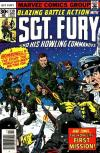 Sgt. Fury #139 comic books - cover scans photos Sgt. Fury #139 comic books - covers, picture gallery