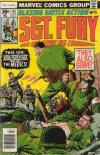 Sgt. Fury #141 comic books - cover scans photos Sgt. Fury #141 comic books - covers, picture gallery