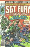 Sgt. Fury #142 comic books - cover scans photos Sgt. Fury #142 comic books - covers, picture gallery