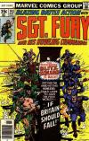 Sgt. Fury #143 comic books - cover scans photos Sgt. Fury #143 comic books - covers, picture gallery