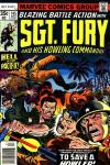 Sgt. Fury #145 comic books - cover scans photos Sgt. Fury #145 comic books - covers, picture gallery