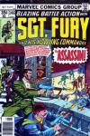 Sgt. Fury #146 comic books - cover scans photos Sgt. Fury #146 comic books - covers, picture gallery
