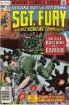 Sgt. Fury #148 comic books - cover scans photos Sgt. Fury #148 comic books - covers, picture gallery