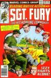 Sgt. Fury #149 Comic Books - Covers, Scans, Photos  in Sgt. Fury Comic Books - Covers, Scans, Gallery