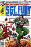 Sgt. Fury #150 comic books - cover scans photos Sgt. Fury #150 comic books - covers, picture gallery