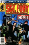 Sgt. Fury #152 comic books - cover scans photos Sgt. Fury #152 comic books - covers, picture gallery