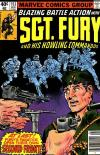 Sgt. Fury #153 comic books - cover scans photos Sgt. Fury #153 comic books - covers, picture gallery