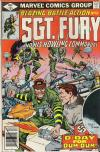Sgt. Fury #155 Comic Books - Covers, Scans, Photos  in Sgt. Fury Comic Books - Covers, Scans, Gallery