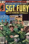 Sgt. Fury #156 comic books - cover scans photos Sgt. Fury #156 comic books - covers, picture gallery