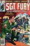 Sgt. Fury #157 comic books - cover scans photos Sgt. Fury #157 comic books - covers, picture gallery