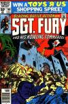 Sgt. Fury #160 Comic Books - Covers, Scans, Photos  in Sgt. Fury Comic Books - Covers, Scans, Gallery