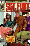 Sgt. Fury #162 comic books - cover scans photos Sgt. Fury #162 comic books - covers, picture gallery