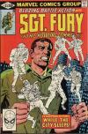 Sgt. Fury #163 Comic Books - Covers, Scans, Photos  in Sgt. Fury Comic Books - Covers, Scans, Gallery