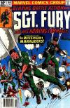 Sgt. Fury #164 Comic Books - Covers, Scans, Photos  in Sgt. Fury Comic Books - Covers, Scans, Gallery