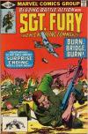 Sgt. Fury #165 Comic Books - Covers, Scans, Photos  in Sgt. Fury Comic Books - Covers, Scans, Gallery