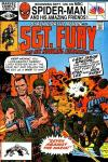Sgt. Fury #167 comic books for sale