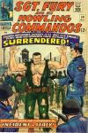 Sgt. Fury #30 comic books - cover scans photos Sgt. Fury #30 comic books - covers, picture gallery