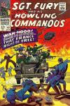 Sgt. Fury #40 comic books - cover scans photos Sgt. Fury #40 comic books - covers, picture gallery