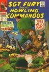 Sgt. Fury #46 comic books - cover scans photos Sgt. Fury #46 comic books - covers, picture gallery