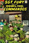 Sgt. Fury #60 Comic Books - Covers, Scans, Photos  in Sgt. Fury Comic Books - Covers, Scans, Gallery