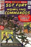 Sgt. Fury #1 cheap bargain discounted comic books Sgt. Fury #1 comic books