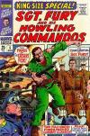 Sgt. Fury #5 comic books - cover scans photos Sgt. Fury #5 comic books - covers, picture gallery