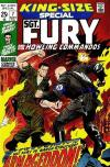Sgt. Fury #7 comic books - cover scans photos Sgt. Fury #7 comic books - covers, picture gallery
