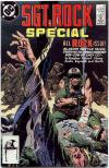 Sgt. Rock Special #5 comic books - cover scans photos Sgt. Rock Special #5 comic books - covers, picture gallery