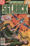 Sgt. Rock comic books