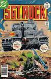 Sgt. Rock #305 comic books - cover scans photos Sgt. Rock #305 comic books - covers, picture gallery