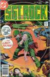 Sgt. Rock #306 comic books for sale