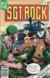 Sgt. Rock #307 comic books for sale