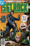 Sgt. Rock #308 comic books for sale