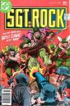 Sgt. Rock #309 comic books - cover scans photos Sgt. Rock #309 comic books - covers, picture gallery