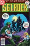 Sgt. Rock #310 comic books for sale