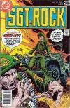 Sgt. Rock #313 comic books for sale