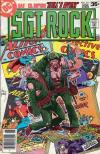 Sgt. Rock #317 Comic Books - Covers, Scans, Photos  in Sgt. Rock Comic Books - Covers, Scans, Gallery