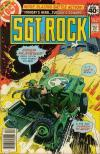 Sgt. Rock #323 comic books - cover scans photos Sgt. Rock #323 comic books - covers, picture gallery