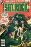 Sgt. Rock #334 comic books for sale