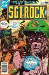 Sgt. Rock #335 comic books for sale