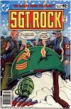 Sgt. Rock #338 comic books for sale