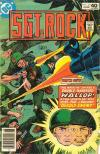 Sgt. Rock #341 comic books for sale