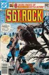 Sgt. Rock #344 comic books for sale