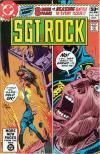 Sgt. Rock #345 comic books for sale
