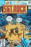 Sgt. Rock #346 comic books for sale
