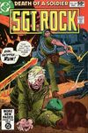 Sgt. Rock #347 comic books for sale
