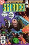 Sgt. Rock #353 comic books - cover scans photos Sgt. Rock #353 comic books - covers, picture gallery