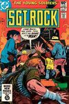 Sgt. Rock #358 comic books for sale