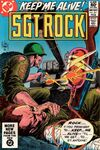 Sgt. Rock #361 comic books for sale