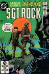 Sgt. Rock #364 comic books for sale